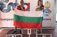 Второ сребро на Европейските мастърс игри със старозагорски адрес