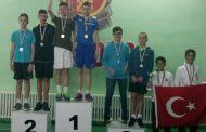 17-годишен от Стара Загора излиза при мъжете на Hellas Open
