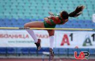 """Пет медала спечели на Държавното по лека атлетика СКЛА """"Берое"""""""
