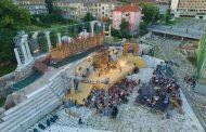 """За """"Летни музикални вечери на Античния форум – 2019"""" – амфитеатрална трибуна с 500 седящи места"""