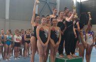 2 сребърни купи на Държавното лично-отборно първенство по спортна гимнастика за Стара Загора