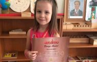 """6-годишната Ева от """"Аз детето"""" представя Стара Загора и България на олимпиада в Хонконг"""