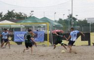 Стара Загора е домакин на кръг от Държавното първенство по плажен футбол