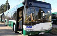 Временно се променя маршрутът на обществения транспорт по Линия 20 в Стара Загора