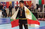 Старозагорски борци участваха на световно първенство