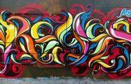 Рисуват с графити цялата фасада на търновско училище