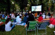 Лятно кино в новия парк