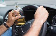 Задържаха шофьор с 2.69 промила алкохол