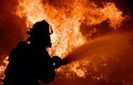 Задържаха мъж, подпалил къща в Гълъбово