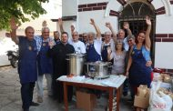 На Голяма Богородица 400 курбана раздадоха за здраве от Ротари клуб Стара Загора-Берое