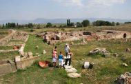 Откриха богат гроб на тракийски воин край Кабиле