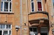 Инсталационен пърформанс в Къщата на архитекта