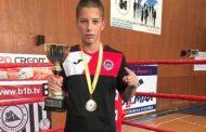 Сидеров-младши се окичи с шампионската титла на България по бокс