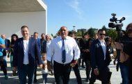 Премиерът и лидер на ГЕРБ Бойко Борисов: Няма нужда да давам акъл на старозагорци
