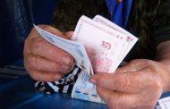 От днес изплащат пенсиите за април и еднократната сума от 50 лв. към тях