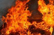 В Дълбоки изгоряха два автомобила