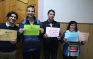 Старозагорски младежи с онлайн изложба за правата на човека