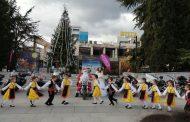 Мото Дядо Коледа и Царкиня Снежанка раздадоха подаръци в Стара Загора