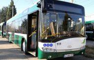 Възстановява се движението по утвърдените маршрути на автобусни линии № 17 и № 34 в Стара Загора