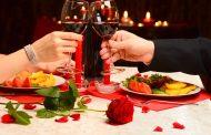 Романтична вечеря за Свети Валентин