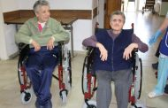 Компания дари на област Стара Загора 50 инвалидни колички
