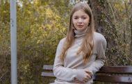 """Дона РУСЕВА, XII клас на СУ """"Максим Горки"""": """"Помогни ми да ся возвися!"""""""