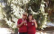 Четири медала за старозагорки от държавното първенство по канадска борба