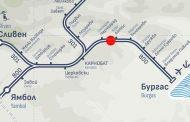 Евакуираха 30 пътници след пожар в бързия влак София-Бургас
