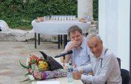 Проф. Цанко Яблански представи мемоарната си книга в Стара Загора