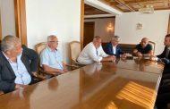 """Премиерът Борисов се срещна с президента на КНСБ Пламен Димитров за бъдещето на """"Марица-изток"""""""