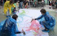 Второкурсници представят художествени експерименти