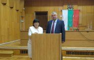 Преизбраният председател на Окръжен съд-Стара Загора официално встъпи в длъжност