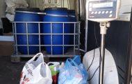 Близо 300 кг опасни битови отпадъци бяха събрани в Стара Загора