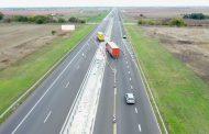 """Завърши ремонтът на 12-километровия участък от АМ """"Тракия"""" Белозeм и Оризово"""