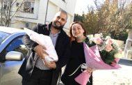 Областният съвет на жените-социалистки поздрави д-р Вяра Захариева за раждането на втората й дъщеря Виктория