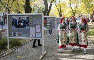 """Изложба за годишнина на """"Загоре"""" радва старозагорци в парк """"Пети октомври"""""""