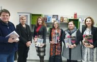 """Книгата """"Стара Загора: 100 портрета"""" вече е достъпна за читателите на големите библиотеки в Стара Загора"""