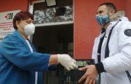 Младежи от ГЕРБ-Стара Загора доставят топла храна на медици