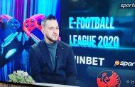 """Старозагорец прославя """"Берое"""" във виртуална футболна лига"""