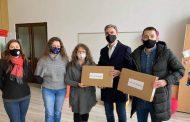 Ротари клуб Стара Загора дари лаптопи за онлайн обучение
