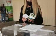 """Миглена Филипова, кандидат за кмет на община Мъглиж от """"БСП за България"""", гласува за промяната"""