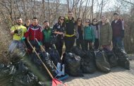 Младежите от ГЕРБ в Стара Загора с инициатива за почистване край река Бедечка
