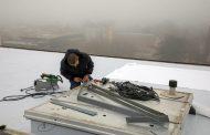 Стартира ремонт на покрива на Старозагорската опера