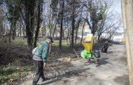 """Почистват старозагорския парк """"Загорка"""""""