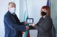 Обичаният старозагорски актьор Христофор Недков получи Почетен знак на областния управител