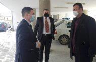 Министър Терзийски посети Казанлък, Мъглиж и Раднево