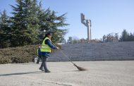 Почистват паметниците, свързани с Освобождението в Стара Загора