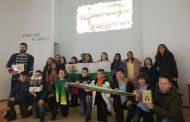 Урок по родолюбие с режисьора Искрен Красимиров проведоха в старозагорско училище