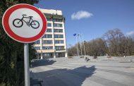 Забраниха влизането на велосипеди в пространството около Община Стара Загора