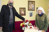 Кметът Живко Тодоров поздрави столетница
